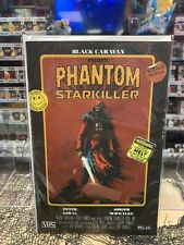 Phantom Starkiller #1 Secret VHS Variant Cover 400 Copy Print Run Scout Comics