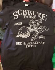Schrute Farms Bed and Breakfast Small T Shirt