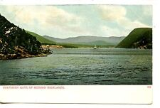 Scenic Water View-Southern Gate-Hudson Highlands-New York-Vintage Postcard