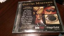 Guitar Masters, Vol. 1 - Various CD Beck Satriani Wylde Clarke Morse Jones Gunn