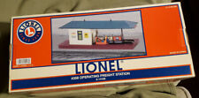 Lionel Operating Freight Station 6-14106 (356) New