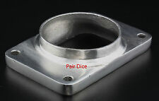 "T6 GT5533R GT5541R Diesel Turbo Inlet  To 3"" OD 304 Stainless Weld On Adp Flange"
