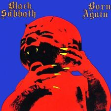 Black Sabbath - Born Again Vinyl LP Heavy Metal Sticker, Magnet