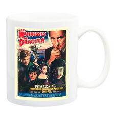 Brides Of Dracula Peter Cushing 1960 Movie Poster Mug