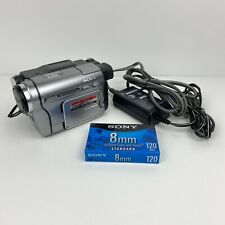Sony Handycam DCR-TRV280 Camcorder Hi8 8mm Digital Video Camera TESTED