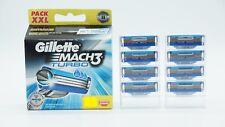 Gillette Mach 3 Turbo Rasierklingen für den Mann - Neu - Blades - 8 Stück