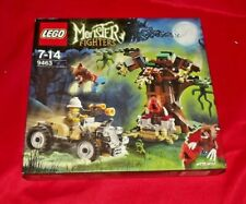 Lego 9463 - Monster Fighters  The Werewolf - 2012 - Factor Sealed - Discontinued
