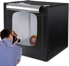 """Photo Studio 32""""x32"""" / 80*80cm Portable Light Box Shot tent with 2pcs 6584K LED"""