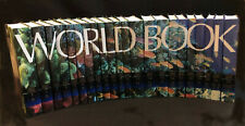 THE WORLD BOOK ENCYCLOPEDIA - 2007 Edition  (COMPLETE 22 VOLUME SET) - Updated