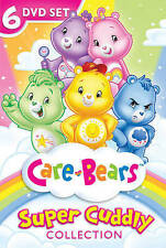 Care Bears Super Cuddly Collection (Fs)  DVD NEW