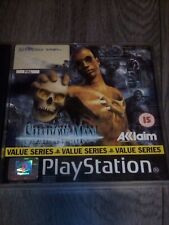 SHADOWMAN. PS1 Game. PlayStation One complete