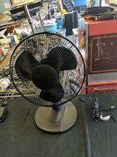 Intertek Desk Table Oscillating Fan