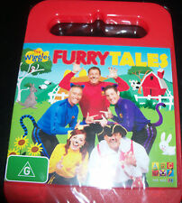 The Wiggles Furry Tales (Aust Region 4) DVD - New / Sealed