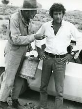 "BARRY NEWMAN ""POINT LIMITE ZERO"" (VANISHING POINT) ORIGINAL VINTAGE PHOTO CM"