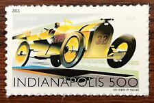 2011 Scott #4530 -Forever - Indianapolis 500 - Single Stamp - Mint NH