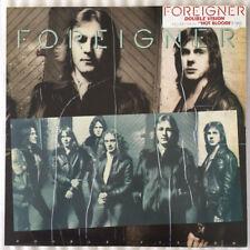 Foreigner,Double Vision,Vinyl LP,1978 Atlantic release,LP,Vinyl record,Excellent
