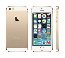 Apple iPhone 5s 16GB 64GB Gold Gray Silver White GSM Factory Unlocked Smartphone
