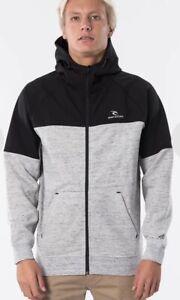 Ripcurl Mens Size 2XL NWT Viral Anti Series Fleece Hooded Jumper RRP $129