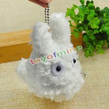 "Mon voisin Totoro Studio Ghibli 4.5 ""White Bean Rempli peluche Peluche Doll"