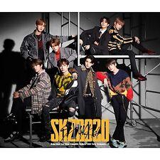 Stray Kids SKZ2020 Japan Debut Album First Limited Edition 2CD + DVD