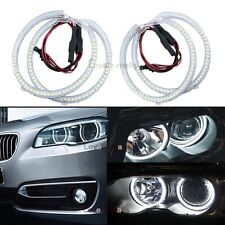 NEWEST White LED Halo Ring Angel eye Light for BMW 3 5 7 series E36 E38 E39 E46