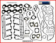 Engine Cylinder Head Gasket Set ENGINETECH, INC. GM403HS-E