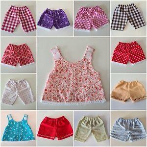 Sonderverkauf - Handmade Puppenkleidung div. Teile für 32 bis 34cm Babypuppen