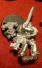 Warhammer 40K Space Marines CAPTAIN ROMERO Rogue Trader 1988 RT01 Citadel GW