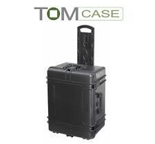 Outdoor Case Trolley mit Rasterschaum | Fotokoffer Kamera | wasserdicht IP67