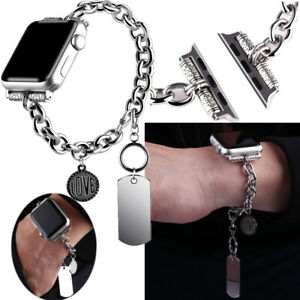 Metal Strap Iwatch Band for Apple Watch 42/44mm Iwatch SE Series 6 5 4 3 2 1