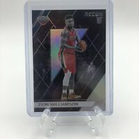 2019-20 Panini Chronicles Zion Williamson RC Recon Rookie Card #292 Pelicans