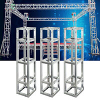 10ft DJ Light Stand Truss Straight Stage Lighting square Iron Stand Segment Tent