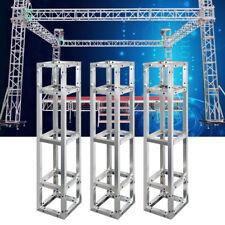10ft DJ Light Stand Truss Straight Stage Lighting square Iron Stand Segment Tent