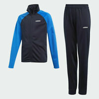 Adidas Boys Kids Tracksuit Jogging Bottoms Jacket Track Top Training Pants 5-16