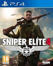 Sniper Elite 4 PS4 * NEW SEALED PAL *