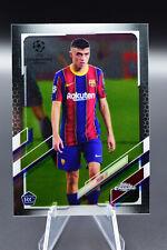 2020-21 Topps Chrome Pedri Barcelona RC Rookie