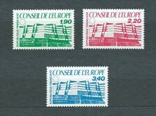 FRANCE SERVICE - 1986 YT 93 à 95 - TIMBRES NEUFS** MNH LUXE