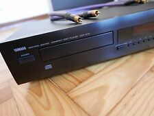 RARE HI-FI YAMAHA CDX-470 CD Player and OEHLBACH Superflex cables - EXCELLENT
