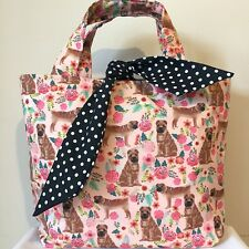 Shar Pei Dog Print Bag