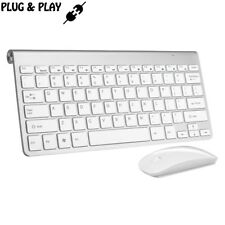 CubePlug Wireless Keyboard WiFi Mouse Compatible For iPad (4th gen)