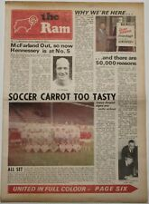 More details for rare manchester united complete away matches 1971/72 x 29 division 1 (ref 987)