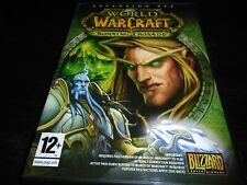 World of Warcraft The Burning Crusade & Mists of Pandaria    Pc game