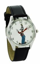 Disney Vintage style backward ticking watch Goofy Molded Hand watch GFY001