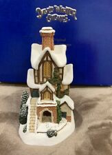 David Winter Cottage At Home With Comfort & Joy # 3891/5750 With Original Box