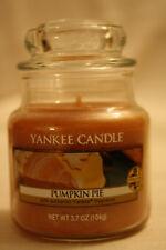Yankee Candle Small Jar Pumpkin Pie 3.7oz