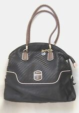 Guess Makala Multi-Black Dome Satchel Bag!  New w/ Tags!