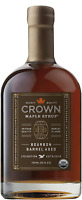 Crown Maple Bourbon Barrel Aged organic maple syrup 750ML (25 FL OZ) Gluten free