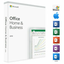 Microsoft Office Home and Business 2019 For Mac Lifetime 💎INSTANT 💎All Languag
