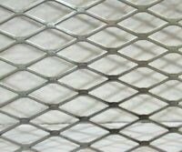 """7.87/"""" dia x 11.81/"""" long Metal Expanded 200x300mm Titanium Mesh Perforated Plate"""