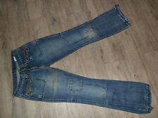 KAPORAL5 jeans bootcut / EMERAUDE/  29/ 38F PARFAIT ETAT-taille standard (29x32)